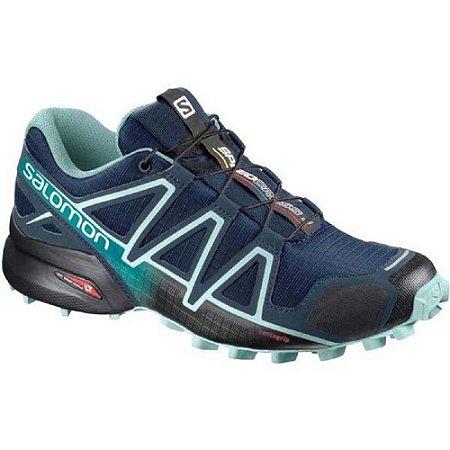 Tênis Speedcross 4 W Salomon - Azul Marinho