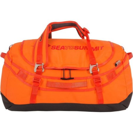 Bolsa Nomad Duffel Bag 45L Sea To Summit - Laranja