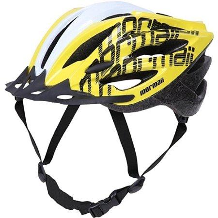 Capacete de Ciclismo Slop - Mormaii - Amarelo