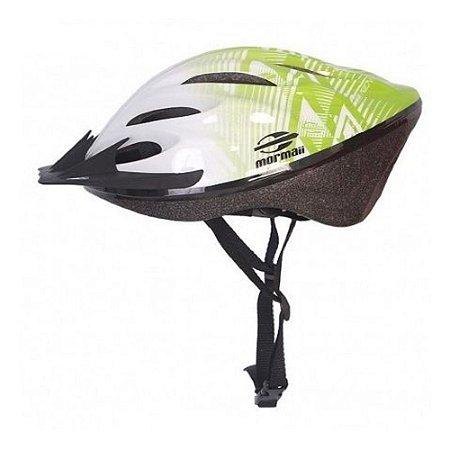 Capacete de Ciclismo Triad Mormaii -  Verde