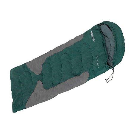 Saco de Dormir Freedom Nautika -1,5° à -3,5° - Verde