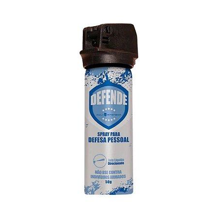 Spray Para Defesa Pessoal Defende - Jato Líquido Direcionado