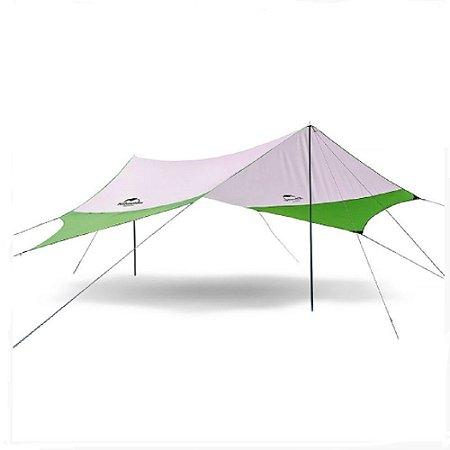 Tenda Rising Sun Naturehike (M) - Verde