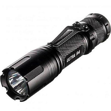 Lanterna Tática Ultra R4 Invictus - Preto
