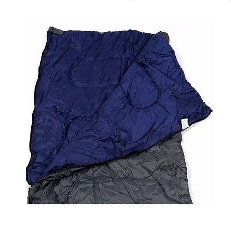 Saco De Dormir Mormaii Fun - Azul