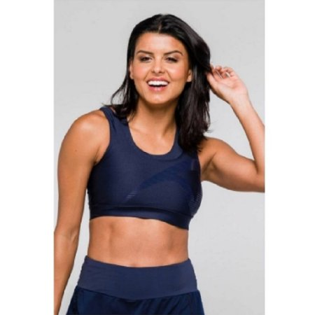 Top Signature Power Navy Authen - Azul