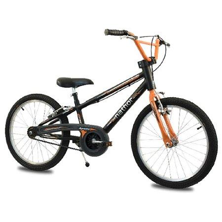 Bicicleta Aro 20 Apollo Nathor - Preto