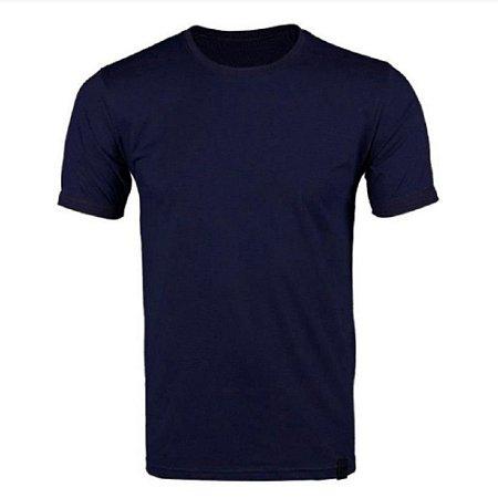 Camiseta Masculina Soldier Bélica - Azul