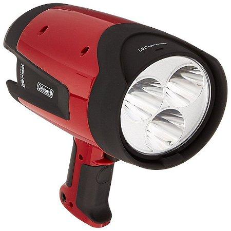 Lanterna Holofote de Mão CPX 6 Coleman - Vermelho
