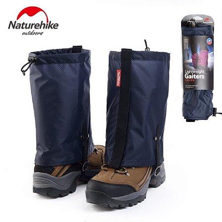 Polaina Curta Snow Boot Naturehike - Cinza