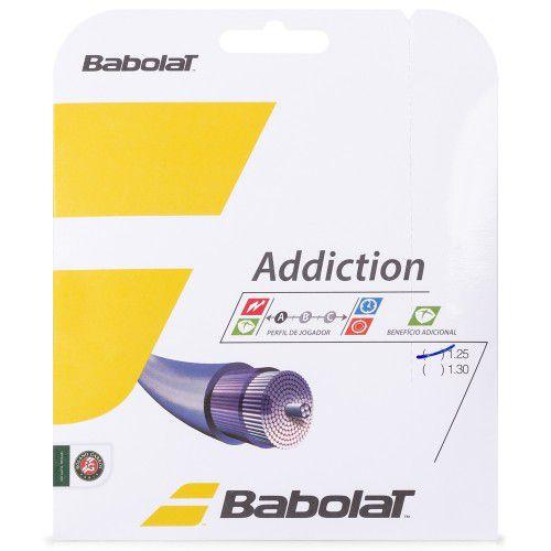 Corda Babolat Addiction 17 1.25mm - Natural
