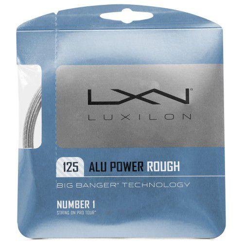 Corda Luxilon Alu Power 16l 1.25mm Rough