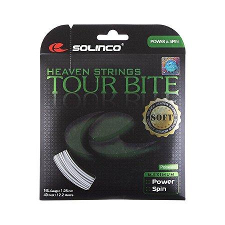 Corda Solinco Tour Bite Soft 16L 1.25mm Set