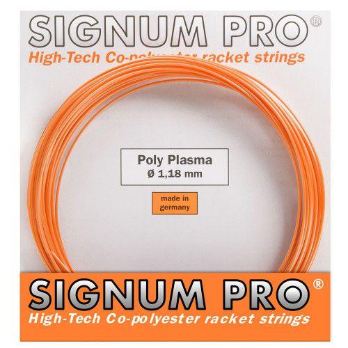 Corda Signum Pro Poly Plasma 1.18mm Laranja Set