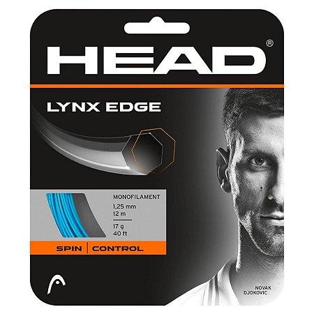 Corda Head Lynx Edge 17 1.25mm Azul Set