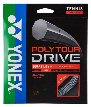 Corda Yonex Poly Tour Drive 1.25mm Set