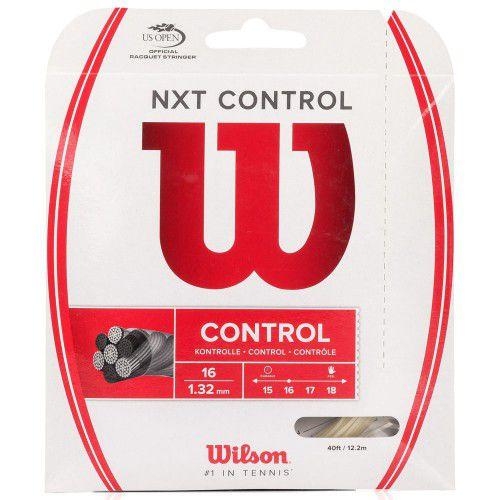 Corda Wilson NXT Control 16 1.32mm Natural - Set