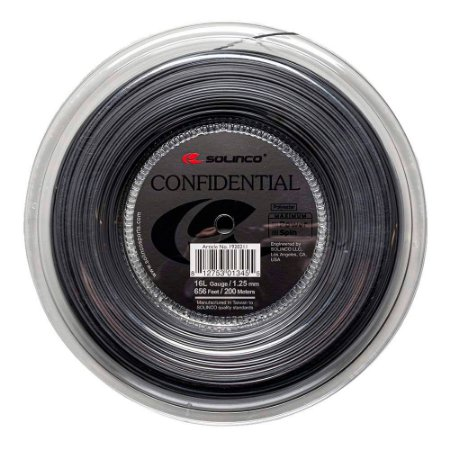 Corda Solinco Confidential 16L 1.25mm - Set
