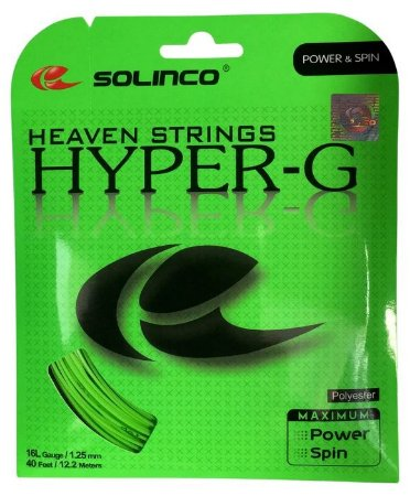 Corda Solinco Hyper-G 1.25mm - Set