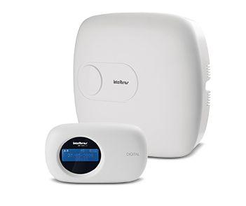 Central de Alarme Intelbras monitorada AMT 2018 E
