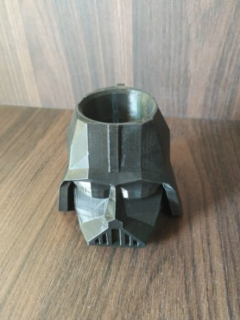 Video: HOWTO make a 3D origami Darth Vader / Boing Boing | 450x337