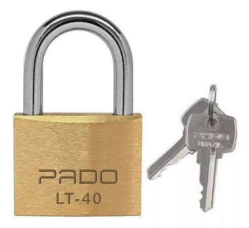 Cadeado De Latão LT 40mm Pado