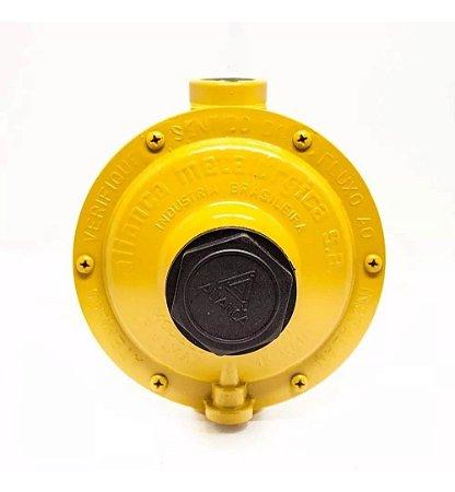 Regulador para Gás Industrial Amarelo