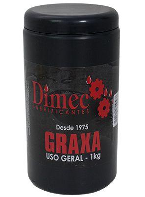 Graxa para Uso Geral Dimec - 1Kg