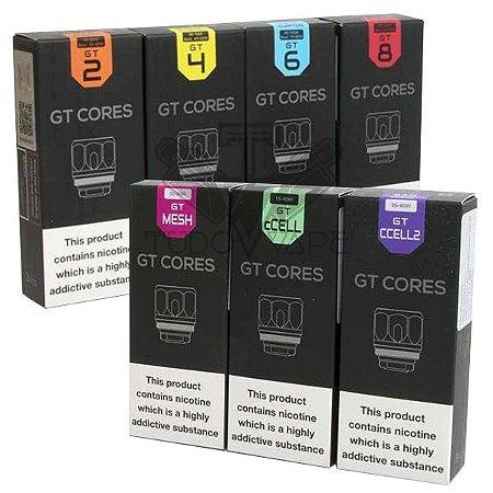 Resistência Coil GT Vaporesso (GT2 /GT4 / GTT /GT8 / GT CCell2 / GT Mesh)