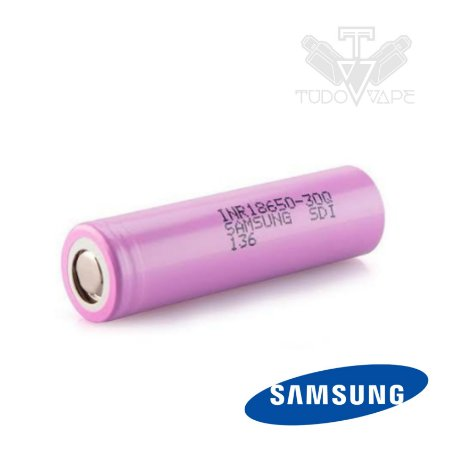 Bateria Samsung 30Q 18650 3000mAh
