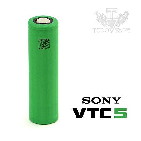 Bateria Sony VTC 5 30A 2600mAh High Drain