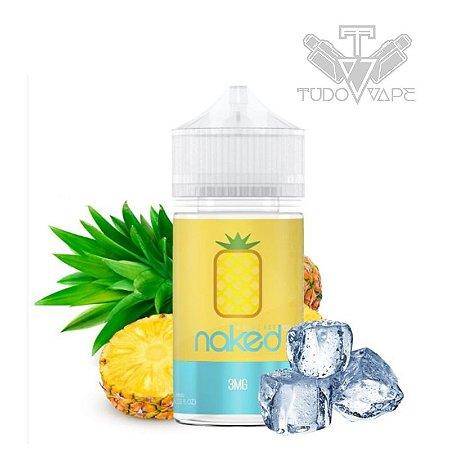 Naked Basic Ice 60ml - Strawberry / Grape / Watermelon / Pineapple - UND