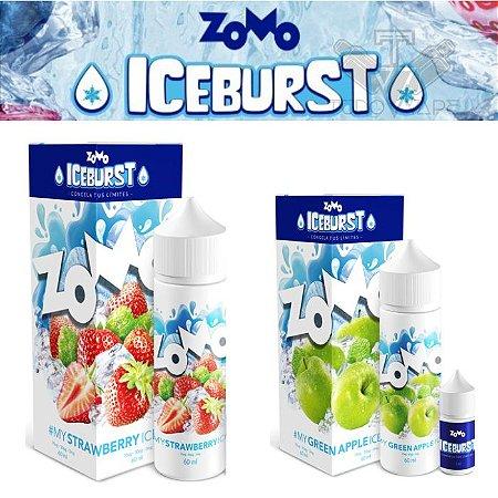 Zomo IceBurst 60ml 3MG - Sabores - UND