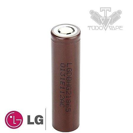 Bateria Lg Hg2 3000mAh Tamanho 18650 - UND
