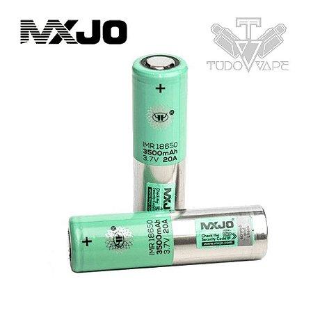 2x Baterias Mxjo 3500mAh 18650 + Case