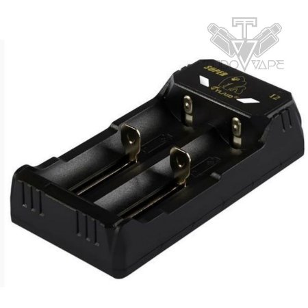 Carregador baterias Cylaid i2 2A