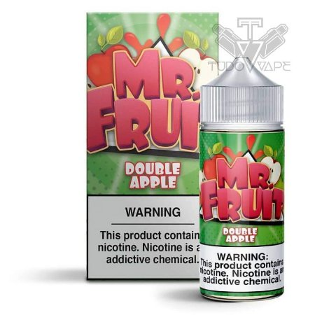 Mr. Fruit Double Aplle 100ml 0mg