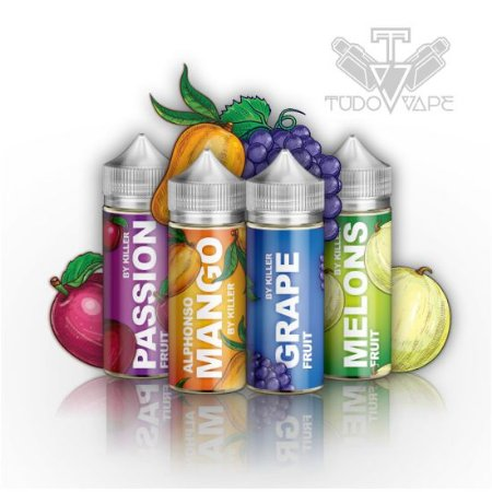 BY KILLER JUICE 60ML - MANGO / MELONS / PASSION - UND