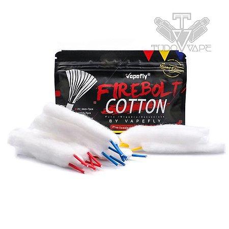 FIREBOLT COTTON MIXED 21pcs - VAPEFLY