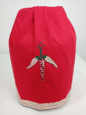 Capa de Botijão - Vermelho
