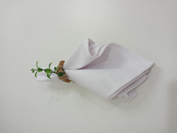 Guardanapo Brim 100% algodão Liso