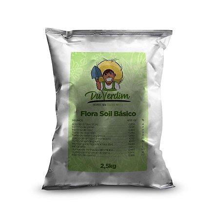 DuVerdim  -  Flora Soil Básico