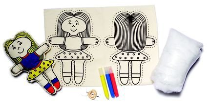 Boneca de Pano - Alegria sem bateria
