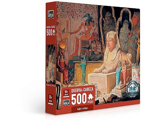 Quebra -cabeça Egito Antigo 500 peças