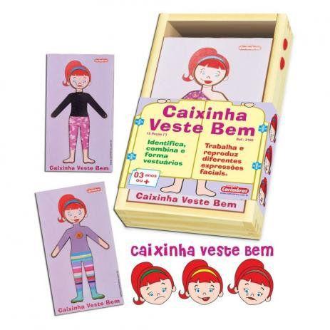 Caixinha Veste Bem