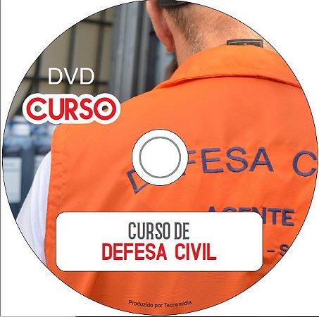 Curso de Defesa Civil - Segurança Pública
