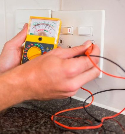 Instalação e Manutenção Elétrica Residencial - Tomadas, Interruptor, extensões e entre outros