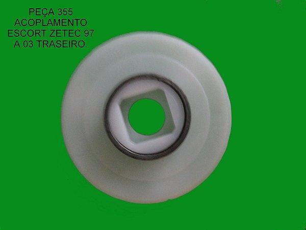 ACOPLAMENTO ESCORT ZETEC 97 A 03 TRASEIRO