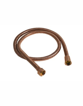 Ligação Flexível para Ducha  DN15X120CM - Rosê