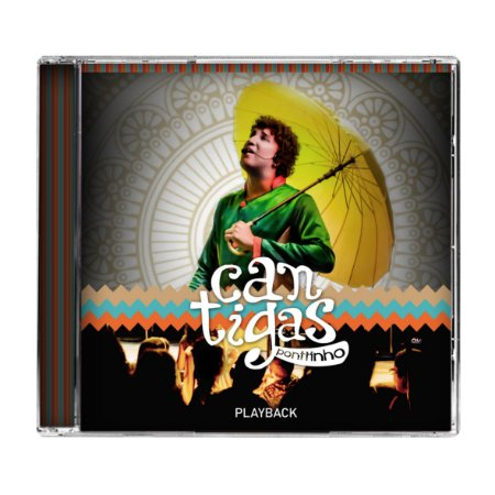 CD CANTIGAS (PLAYBACK)